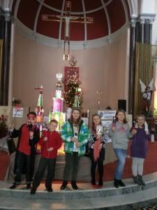 Dzieci w Newcastle West