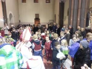Mikołaj w Limerick 2012