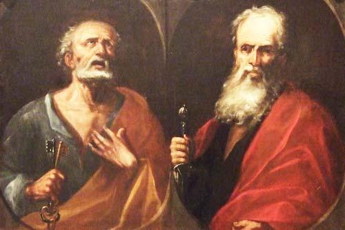 Uroczystość św. Piotra i Pawła