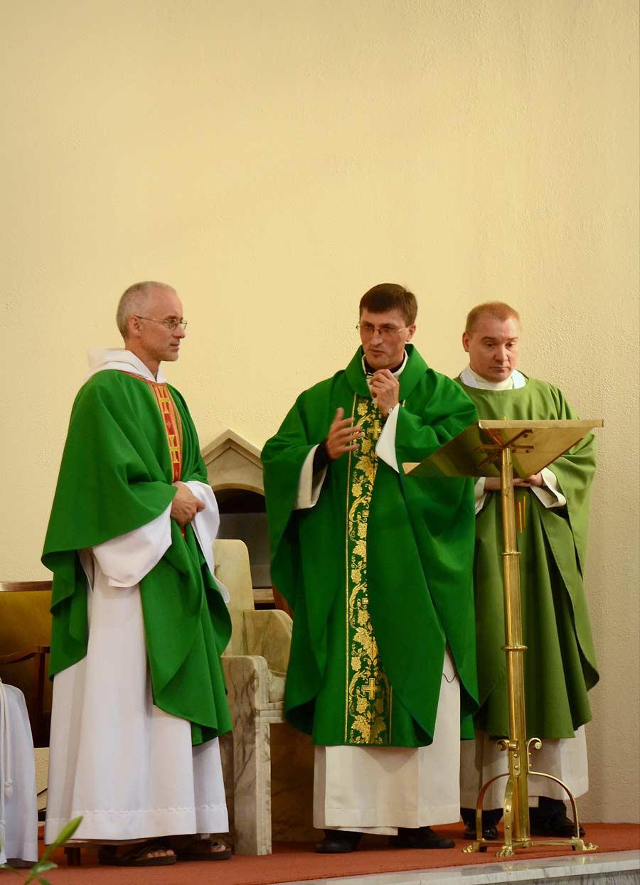 Ogłoszenia duszpasterskie – 28.09.2014r. Uroczystość św. Michała Arch.